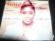 Michealia Rowe Tender Love And & Care Australian Remixes CD Single