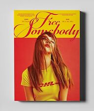 LUNA FX F(x) 1st Mini Album - [Free Somebody] CD + Photobook + Photocard Sealed