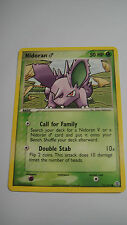 POKEMON CARD FIRE RED LEAF GREEN NIDORAN  71/112  L@@K UNCOMMON RARE
