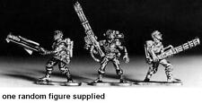 28 mm Sci Fi cifras humans/androids & Aliens De Metal Fundido
