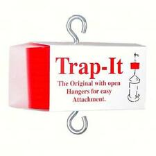 Trap-It  Red  Hummingbird Feeder Protector, Birdfeeder Ant Moat, Ant Guard