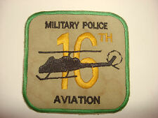 AVIATION Section US 16th MILITARY POLICE Vietnam War Patch