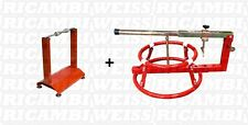 WBYC Motorcycle Wheel Balancer and Tyre Changer Bead Breaker Paddockstand New