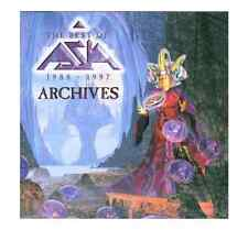 Asia - Archives (Live Recording, 2000) NR MINT CD