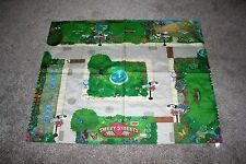 Fisher Price Sweet Streets Play Mat City Map Dollhouse Doll Toy Cottage Hotel