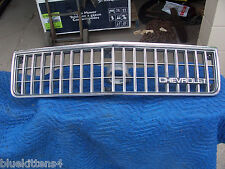 1987 CHEVY CAPRICE ESTATE WAGON GRILL USED OEM CHEVROLET PART 1988 1989 1990