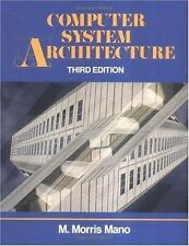 Computer System Architecture3/e International Edition