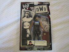 WWE WWF nWo Back & Bad Hollywood Hulk Hogan Black Signed