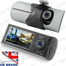 "In Car Taxi CCTV 2.7"" Screen Front & Rear Dual Camera HD Video Journey Recorder"