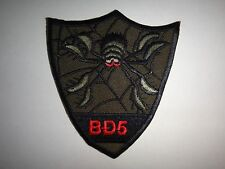 Vietnam War Subdued Patch ARVN BD5 Police Special Reaction Company