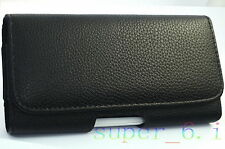 Belt Clip Leather Case Pouch for iPhone 7 plus with Rotating Swivel Holster
