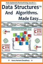 Data Structures and Algorithms : Made Easy by Harry Choudhary (2014, Paperback)