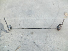 MERCEDES C230 C320 W203 COUPE REAR STABILIZER SWAY BAR OEM