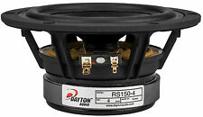 """Dayton Audio RS150-4 6"""" Reference Woofer 4 Ohm"""