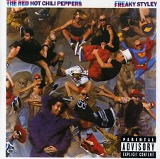 Red Hot Chili Peppers - Freaky Styley [New CD] Explicit, Bonus Tracks, Rmst