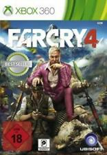 Xbox360 Far Cry 4 allemand NEUF