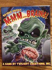 Mmm... Brains! (Reiner Knizia) NISB