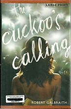 The Cuckoo's Calling by Robert Galbraith and J. K. Rowling (2013, Hardcover, ...