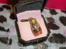 New Juicy Couture Russian Doll Charm Bracelet/necklace/Bag