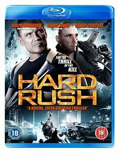 Hard Rush on Blu-ray Dolph Lundgren / Vinnie Jones / Randy Couture