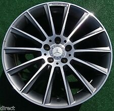 Perfect Genuine OEM Factory AMG Mercedes-Benz CLS400 CLS550 19 inch FRONT WHEEL