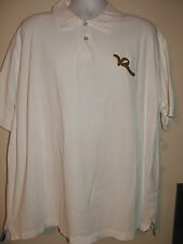 ROCAWEAR Authentic Mens XXL White POLO Shirt