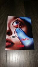 "THE STRAIN PP SIGNED 12""X8"" A4 PHOTO POSTER GUILLERMO DEL TORO"