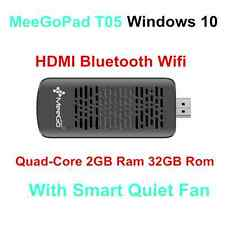 MeeGoPad T05 32GB Mini PC Windows 10 Compute Stick Quad-Core Intel Atom Z3735F