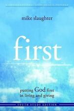 FIRST YOUTH STUDY (9781426763632) - MIKE SLAUGHTER (PAPERBACK) NEW