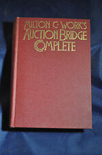 1929 Auction Bridge Complete