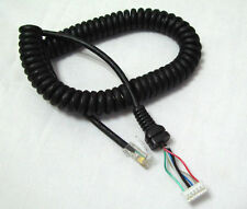 Microphone Mic Cable MH-48A6J For Yaesu FT-2600/7800R FT-8800R FT-8900R Radio