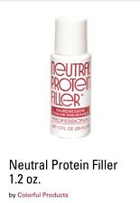 Neutral Protein Filler,1.2oz -by ColorFul Products -Hair Coloring Protein Filler