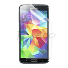 10 x CLEAR LCD SCREEN PROTECTOR GUARD COVERS FOR SAMSUNG GALAXY S5 GS5 PHONE