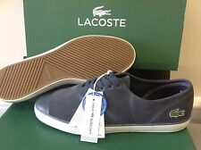 Lacoste Rene Sport Zapatillas Zapatos, Marca new/original, Talle Uk 7 / Eu 40.5