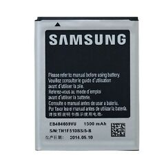 Genuine Battery EB484659VU 1500mAh for Samsung GT-i8150 Galaxy W S5820 S8600