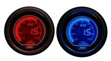 Manometro TURBO Pressione TURBINA Digitale  -1 +3 Linea PROSPORT led BLU ROSSO