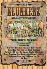 KLUNKERZ DVD A FILM ABOUT MOUNTAIN BIKES BRAND NEW SEALED