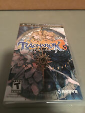 Ragnarok Tactics Brand New! (Sony PSP, 2012) BRAND NEW SEALED!