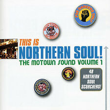 This Is Northern Soul (Motown Sound V.1) New CD