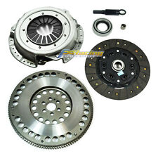 FX HD CLUTCH KIT+ CHROMOLY FLYWHEEL fits 1991-1998 NISSAN 240SX 2.4L KA24DE