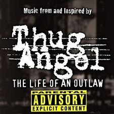 Thug Angel: The Life of an Outlaw [PA] by Original Soundtrack (CD, Jul-2002, Ima