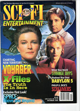 WoW! Sci-Fi Entertainment V2#3 Star Trek Voyager! Brave New World! Babylon 5!