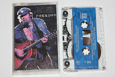 Freedom by Neil Young (1989, Reprise) Cassette Tape w/Original Case