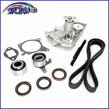 TIMING BELT  WATER PUMP KIT  FOR 90-96 ESCORT MIATA PROTEGE CAPRI 1.6 1.8L DOHC