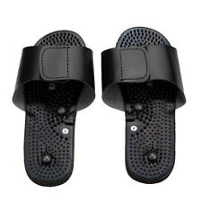 TENS/EMS Foot Electrode Massage Conductive Massage Slippers Ease Acid Therapy
