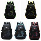 Children Boy Girl Waterproof School Bookbag Travel Backpack Outdoor Shoulder Bag
