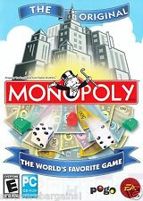 MONOPOLY THE ORIGINAL.THE WORLD'S FAVORITE GAME.BRAND NEW SHIPS FAST/SHIPS FREE!