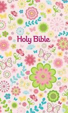 Sequin Bible - Pink Compact by Thomas Nelson Publishing Staff (2014, Hardcover)
