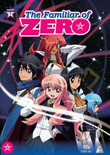 The Familiar Of Zero . Complete Season 1 . Collection . Anime . 2 DVD . NEU OVP