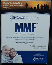 Anti-Aging, Mental Focus, Increases in Physical Performance Dietary Supplement